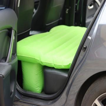 Матрас в машину на заднее сиденье Салатовый