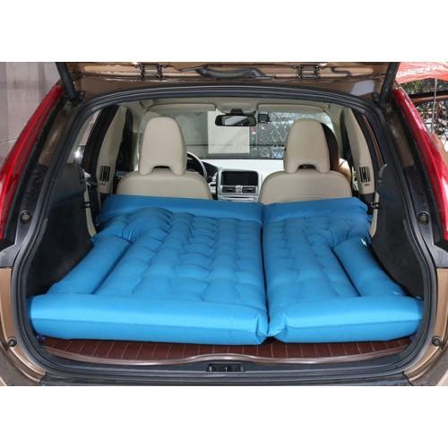 Универсальная кровать для автомобиля, синяя