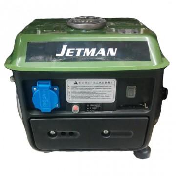 Бензиновый Jetman 650-720 Вт Генератор
