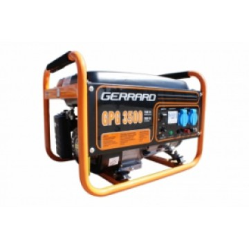 GERRARD GPG-3500Е Генератор