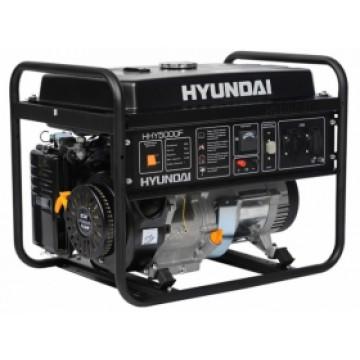 Hyundai 5000F Генератор бензиновый