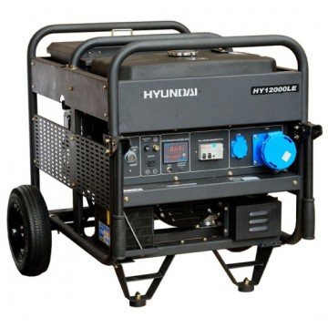Hyundai 12000LE-3 Генератор бензиновый
