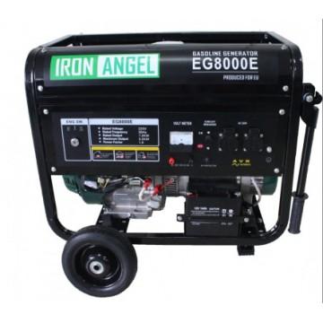 Iron Angel EG 8000 E Генератор бензиновый