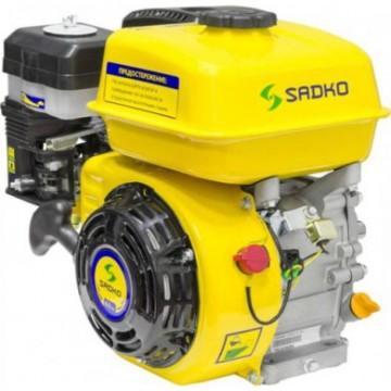 Sadko GE-200PRO (фильтр в масляной ванне) Двигатель бензиновый