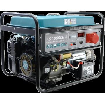 Konner&Sohnen KS 10000E-3 Генератор бензиновый