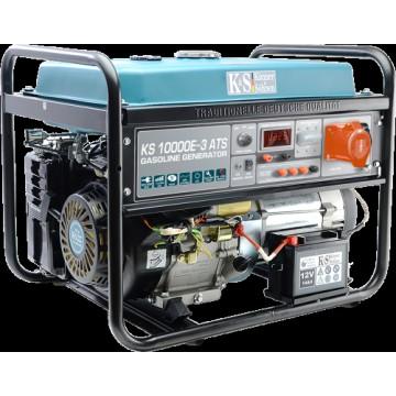 Konner&Sohnen KS 10000E ATS-3 Генератор бензиновый