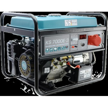 Konner&Sohnen KS 7000E-3 Генератор бензиновый