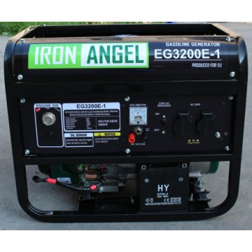 Iron Angel EG 3200 E-1 Генератор