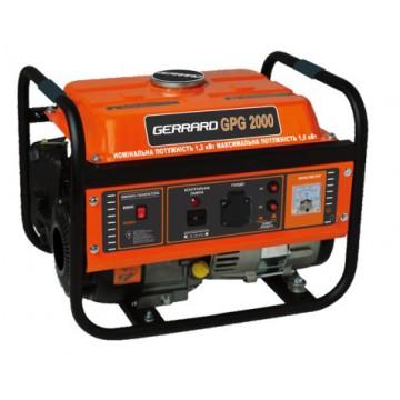 GERRARD GPG2000 Генератор