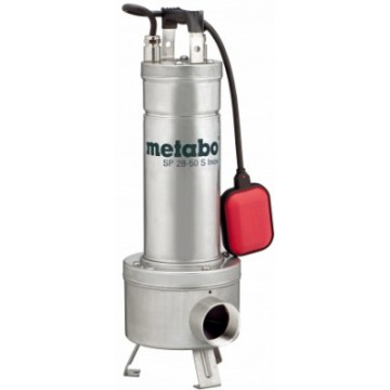 Metabo SP 28-50 S Inox Грязевой насос