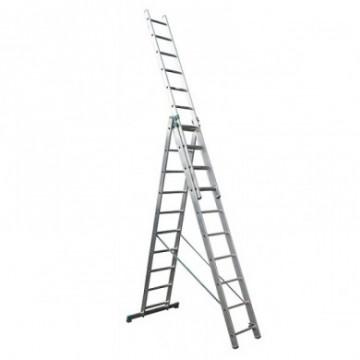 ITOSS 7608 Лестница 3-х секционная 3x8